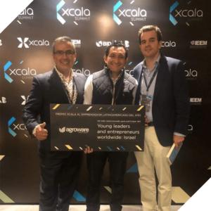 """Finalista al premio """"Emprendedor latinoamericano 2019"""" por Xcala y El BID"""